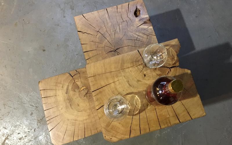 PILLARS TABLE