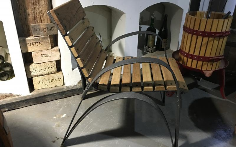 BARREL ARMCHAIR