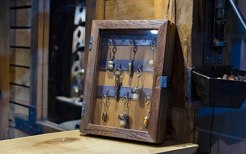 Ящик для зберігання ключів